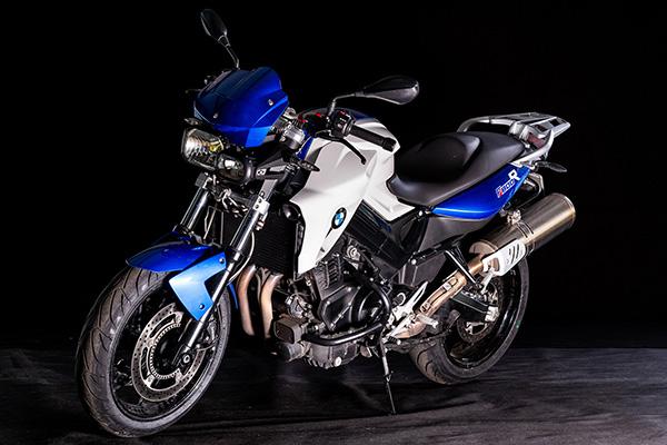 Motorrad BMW F800R