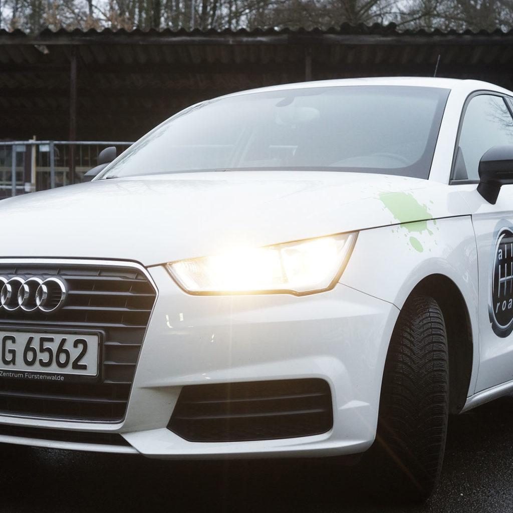 Fahrschule Erkner Audi A1 Klasse B